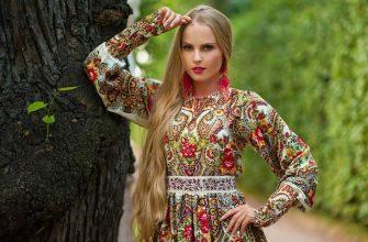 Российская женская одежда оптом