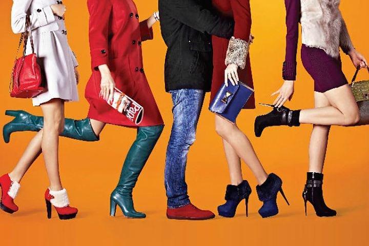 2 ниши: одежда оптом и обувь оптом