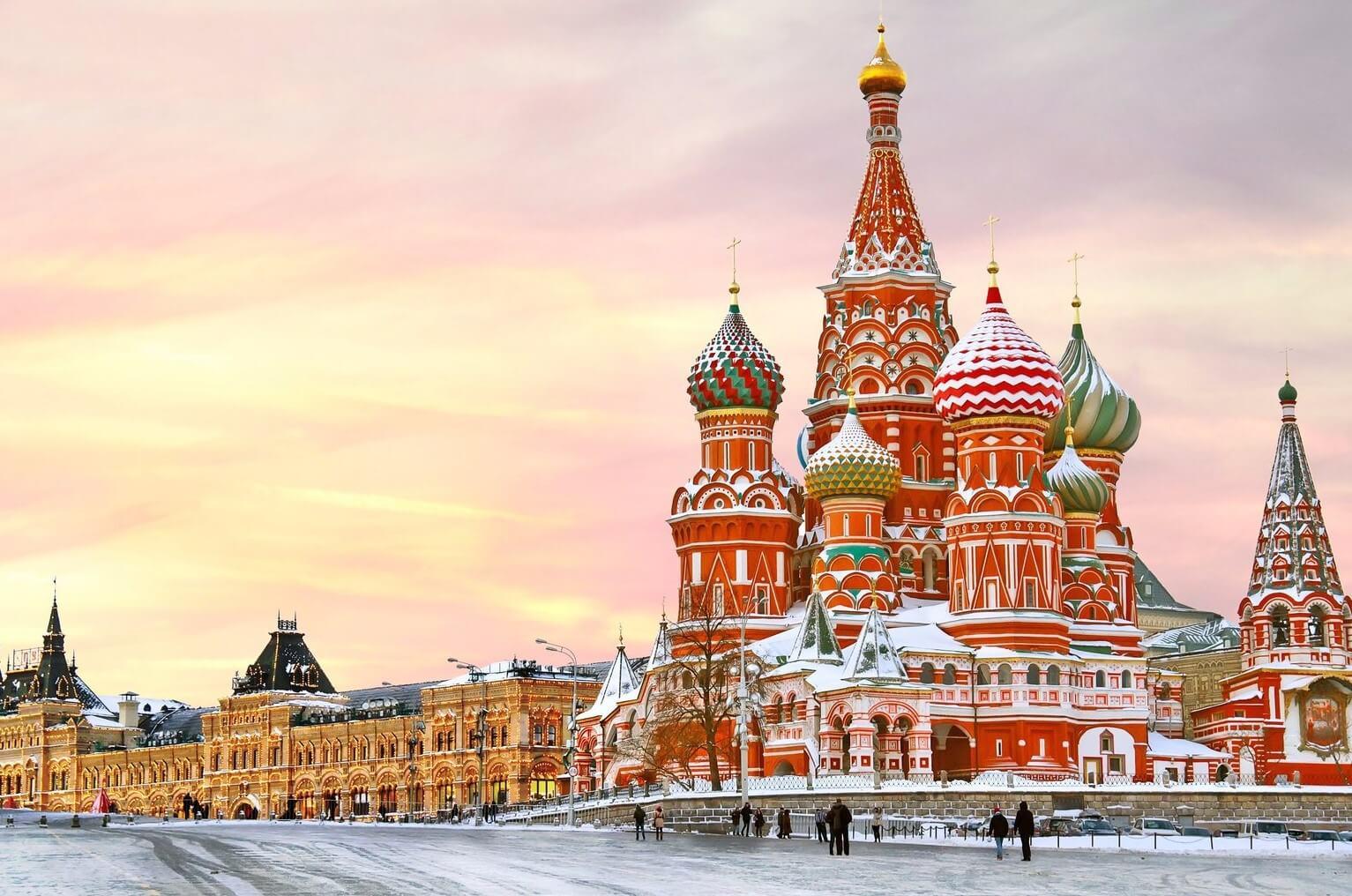 Рынки Москвы